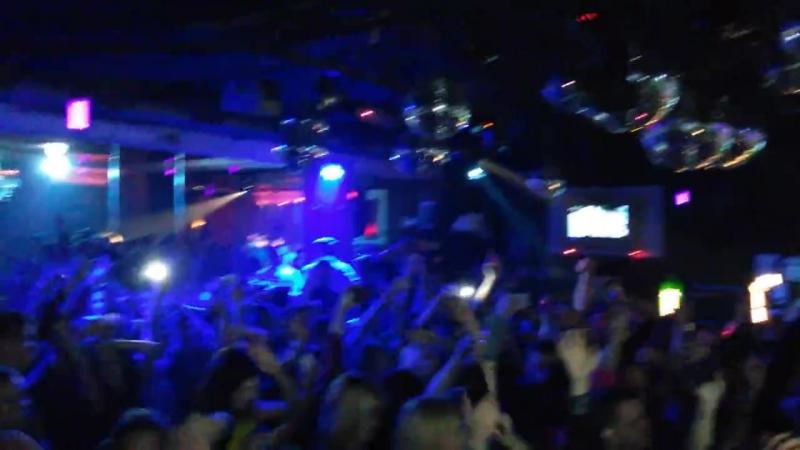 День студента. Флешмоб в Party bar Saxar