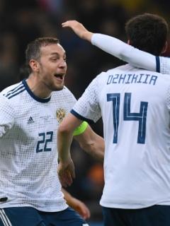 Победа над Казахстаном логична, но Россия не преобразилась