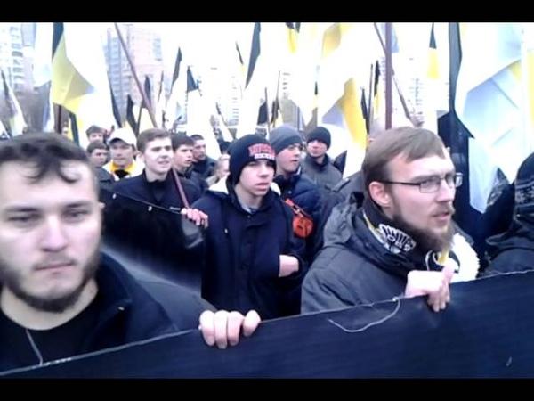 Русский марш. Русские вперёд! Один за всех, и вс