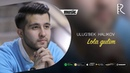 Ulugbek Halikov - Lola gulim Улугбек Халиков - Лола гулим music version