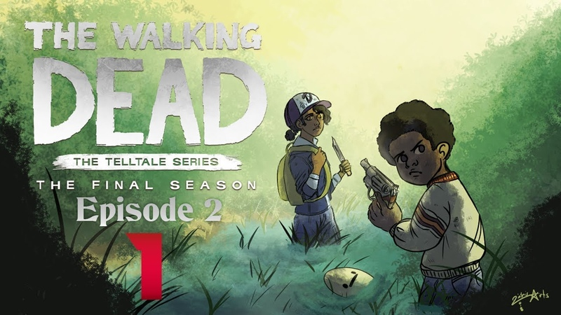 Cry Plays: The Walking Dead: The Final Season [Ep2] [P1]