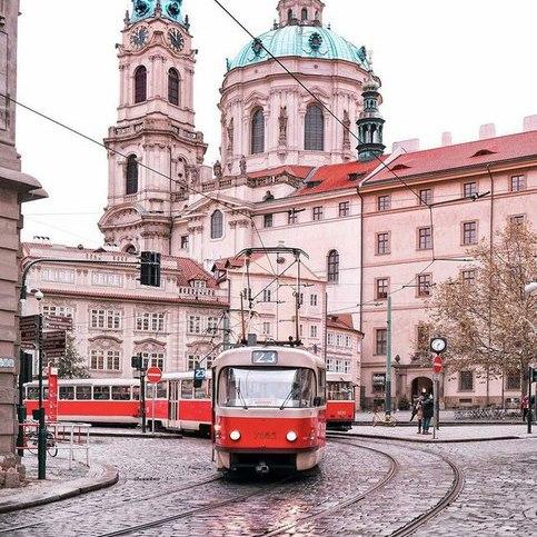 🔥Горящий тур в Прагу на 7 ночей с завтраками за 13600 c человека