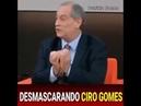 Desmascarando Ciro Gomes, com declaração do próprio Ciro declarando apoio a Dilma e Temer. Assistam.