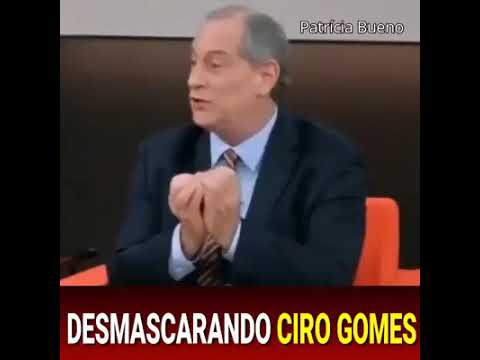 Desmascarando Ciro Gomes com declaração do próprio Ciro declarando apoio a Dilma e Temer Assistam