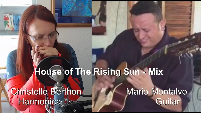 House of The Rising Sun mix Christelle Berthon Mario Montalvo