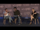 Matt and Dom Panel at Oz Comic-Con 2018 Sydney