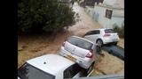 Наводнения на северо востоке Туниса. Floods in the north east of Tunisia.