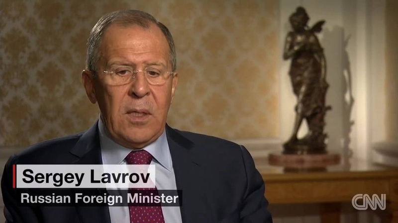 Lavrov about pussies