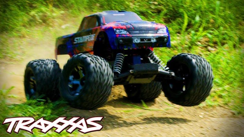 Wheelies - Big Air - Roosting Dirt | Stampede VXL