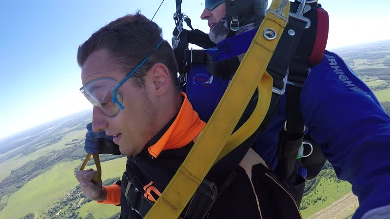 полет и пилотирование парашютом