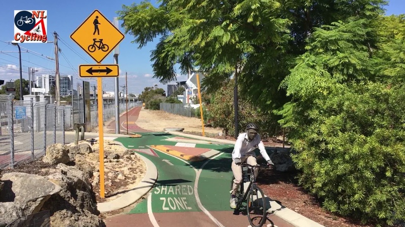 Cycling in Perth Australia
