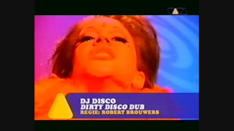 DJ Disco - Dirty Disco Dubs (Stamp Your Feet) (HQ) /1998/