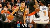GS Warriors vs New York Knicks - Full Game Highlights   Oct 25, 2018   NBA 2018-19