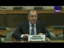 Сергей Лавров подводит итоги по встрече глав дипведомств государств участников астанинского формата
