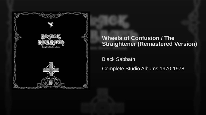 Wheels of Confusion The Straightener (Remastered Version)