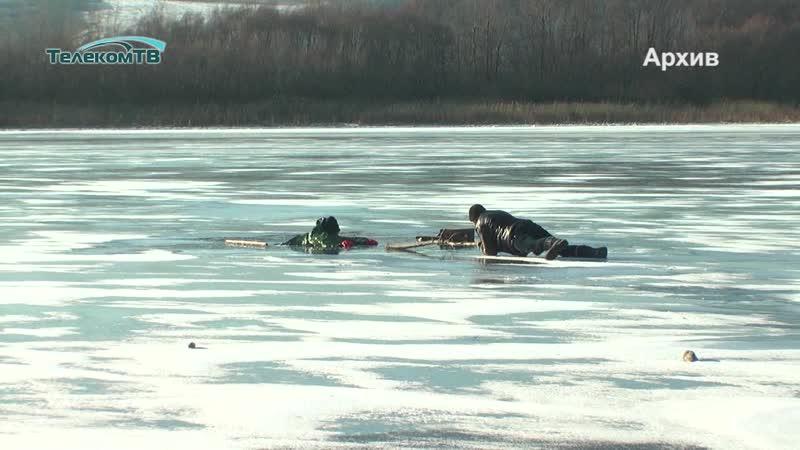 Спасатели Волжска о ситуации на водоемах города.
