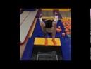 Тренер подстрахует) Батуты.Спорт.Батутный центр Апельсин Балашиха