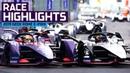 Game Of Romes! Race Highlights - 2019 GEOX Rome E-Prix | ABB FIA Formula E Championship