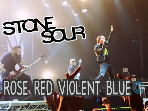 Stone Sour – Rose Red Violent Blue (This Song Is Dumb So Am I)