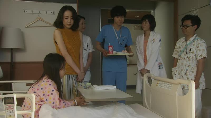 Good Doctor (японская версия) (4 серия) [Озвучка: Кротов Артем]