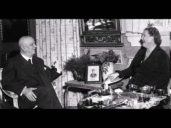 Sibelius Var det en dröm, Op 37, No 4 Par Kirsten Flagstad