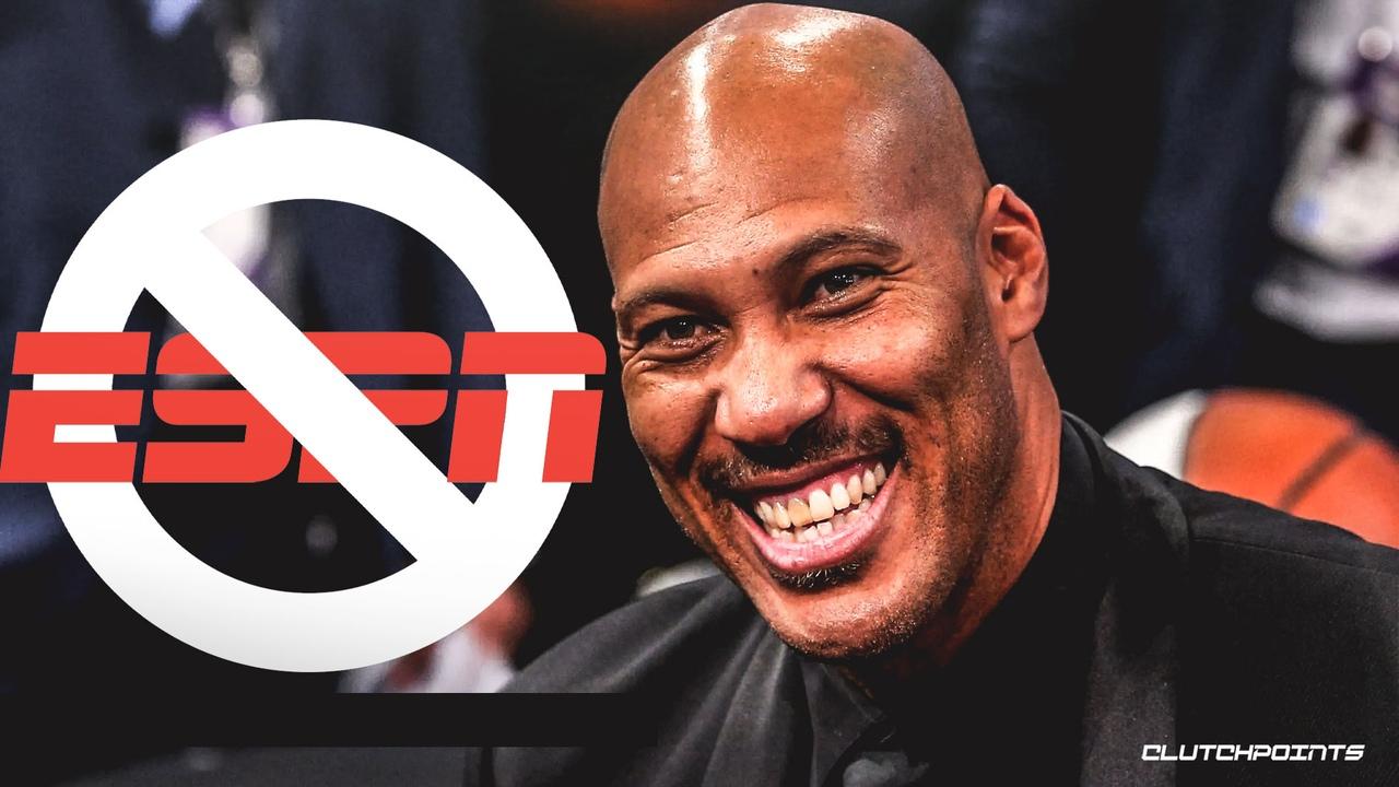 Лавар Болл больше не появится в программах ESPN
