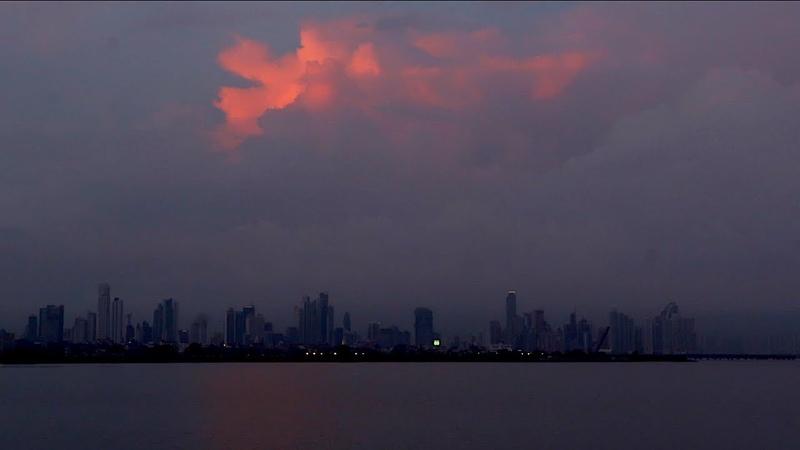 Сумерки в Панаме cингл