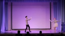 Театральная мастерская Homo Artisticus - пантомима Mon amour, mon ami