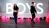 Boys - Lizzo Brian Friedman Choreography Kreativ Minds feat Sean Lew &amp Kaycee Rice