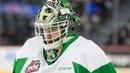 Toronto Maple Leafs prospect Ian Scott scores for the Prince Albert Raiders — November 16, 2018