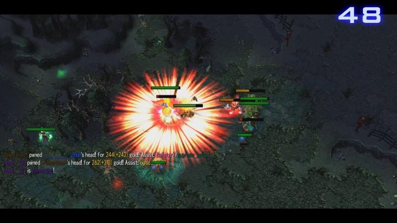 DotA - Top 100 International World Cyber Game Vol.100