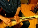 Lap steel guitar 1960 .Made in Russia.