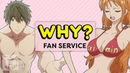 The Anime Fanservice Episode Why Anime Get In The Robot