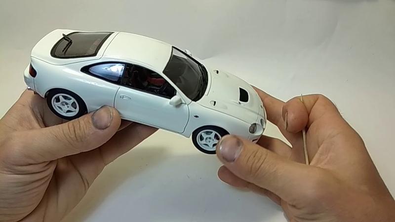 Toyota celica gt four tamiya 1:24