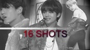 16 SHOTS ● Maknae Line FT. Suga