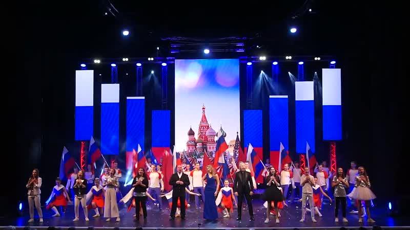 Зара на Концерте в честь 76 летия Победы в Сталинградской битве Волгоград 02 02 2019