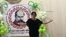 Світлана Фоменко на обласному конкурсі читців В сім'ї вольній, новій