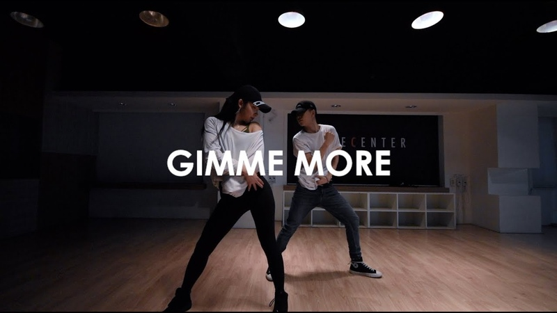 Gimme More Britney Spears Charlie Park Choreography