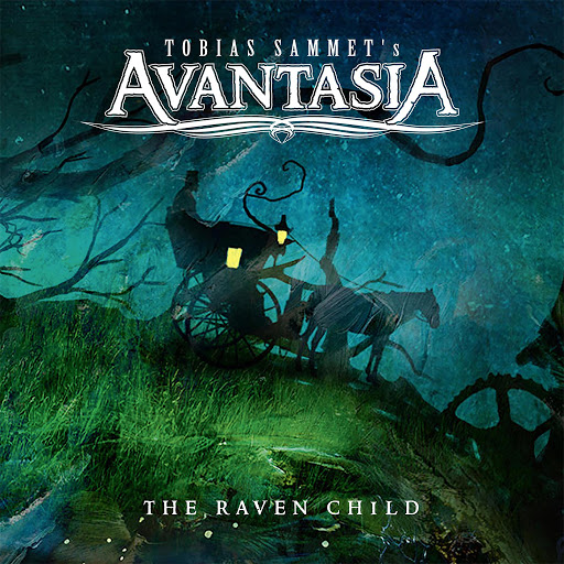 Avantasia альбом The Raven Child (feat. Hansi Kürsch & Jorn Lande)