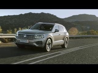 «НОВЫЙ Volkswagen Touareg. На класс выше»
