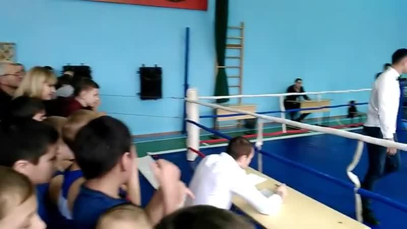 Открытое первенство по боксу в ДЮСШ 1 / Наша группа в ВК: Горячий Ключ 24.