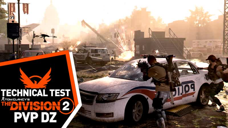 🔴 3 The Division 2 Technical Test