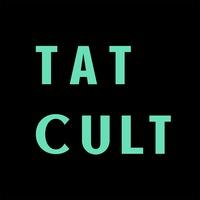 Логотип TAT CULT