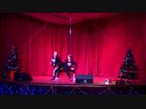 Новый год в Дайкири` Сорокеева Аня и Сорокина Маша
