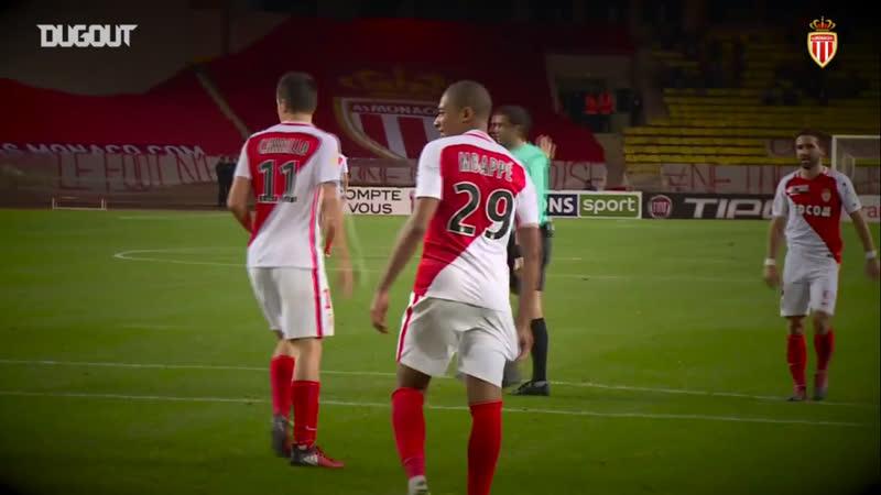 Первый хет-трик Мбаппе во взрослом футболе