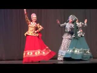 Ансамбль Берёзка-Танец с платком