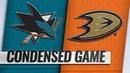 09 20 18 Condensed Game Sharks @ Ducks