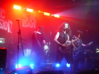 «SK bar»22/04/2017- Rapid Fire tour 2017,«Murdelust», «Poligon», «Manic Depression»,1-2
