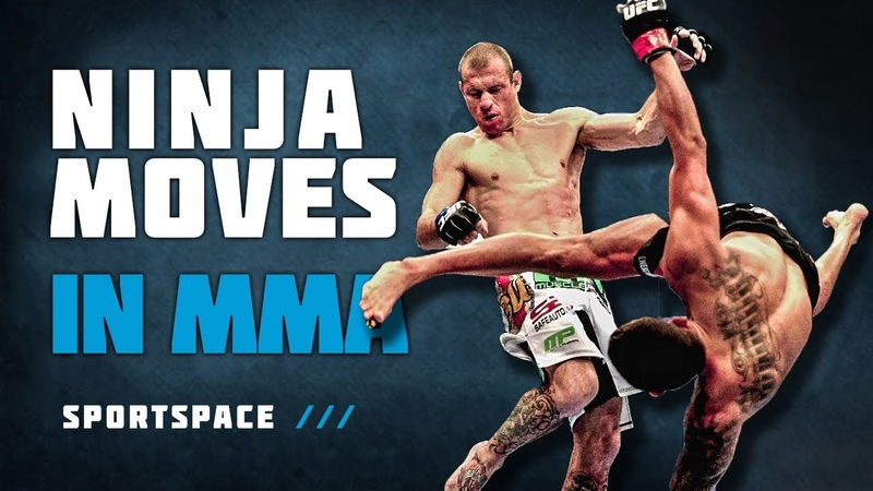 Ninja Moves in MMA