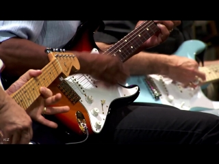BB King __ Eric Clapton - The Thrill Is Gone 2010 Live Video FULL HD